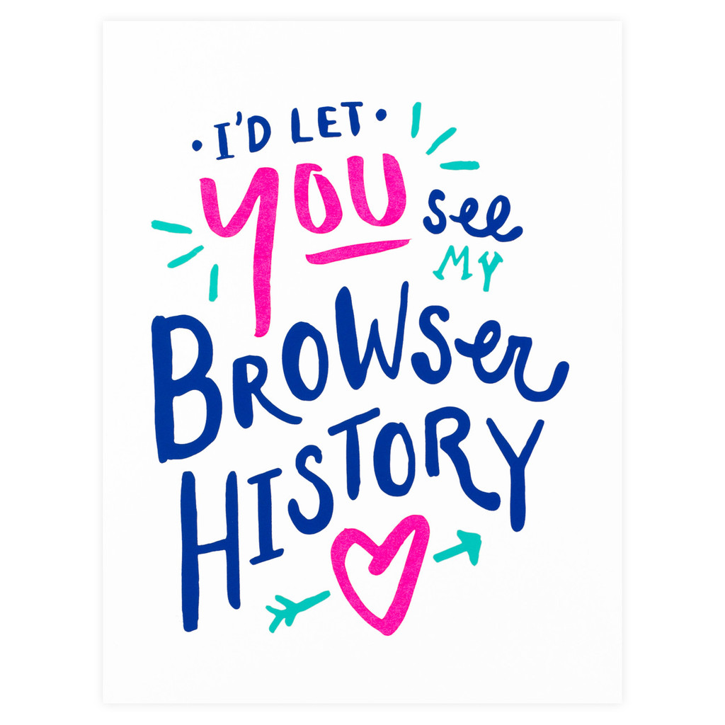 browser history